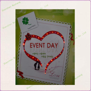 Music Greeting Card Shenzhen Factory Direct Supply MC