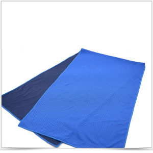 Good Quality Microfiber Ice Towel, Cooling Towel, Sport Towel pictures & photos
