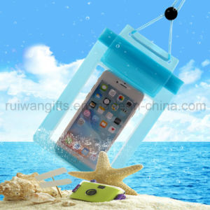 Wholesale PVC Waterproof Beach Bag for Mobile Phone pictures & photos