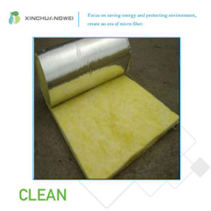 Thermal Insulation Glass Wool Rolls Building Material pictures & photos