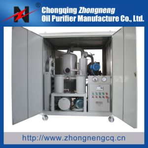 High Quality Vacuum Dielectric Transformer Oil Filtering Machine pictures & photos