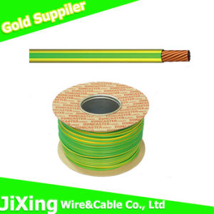 PVC Insulated Copper Conductor Solid Wire pictures & photos