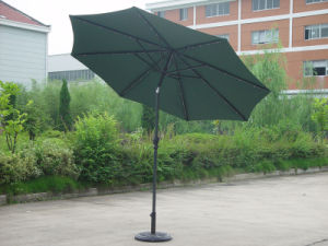 3m LED Garden Umbrella