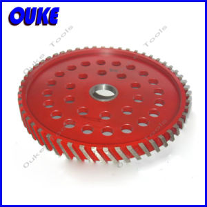 14′ Silencing Diamond Grinding Milling Wheel pictures & photos