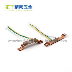 Copper Flexible Welding Shunt, Electrical Shunt pictures & photos