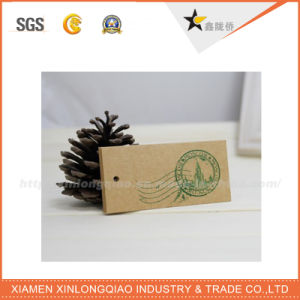 Factory Price Custom Design Hot Sale Kraft Hang Tag pictures & photos