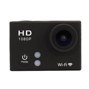 WiFi HD 1080P 12MP Bundle with Bag Waterproof Sports Camera