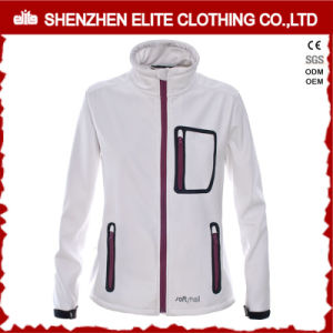 Wholesale Ladies Custom Design Softshell Jackets Manufacturer pictures & photos