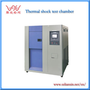 Hot and Cold Impact Test Machine Programmable Thermal Shock Test Chamber