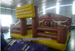 High Quality Inflatable Closed Inflatable Trampolines (CIT) Used for Recreational Purpose (A007)