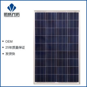 China Supplier 100W Poly Solar Panels with Full Certificate