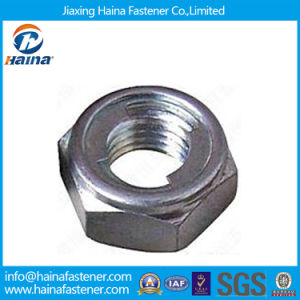 DIN980 All-Metal Prevailing Torque Type Hexagon Nuts pictures & photos
