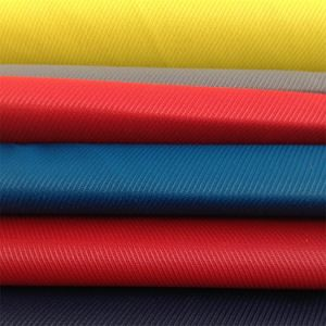 Breathable Milky Coated Nylon Taslon Twill Fabric