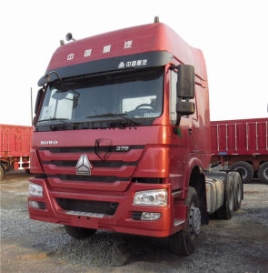 HOWO 6X4 Tractor Truck 266HP/196kw Euro2 pictures & photos