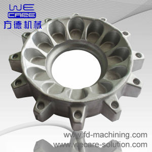 Ductile Iron Sand Castingwith Lock and Hinge