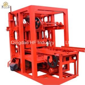 Japan Used Concrete Block Machine Qt4-26 Cement Block Making Machine Sale in Ethiopia pictures & photos