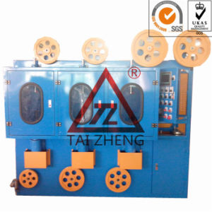 Mylar Tape Wire Overlaping Machine pictures & photos