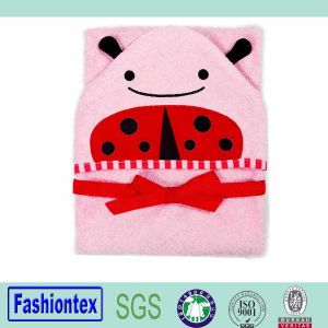 Luvable Friends Bamboo Bath Towel Child Hooded Towel pictures & photos