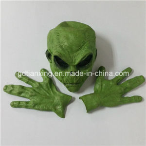 Costume Alien Mask Costume Deluxe Alien Hands