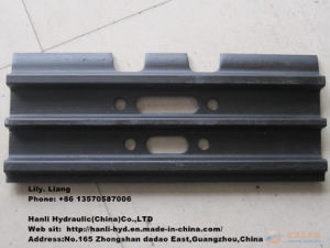 Hydraulic Komatsu Chain Plate for Excavator Undercarriage Parts