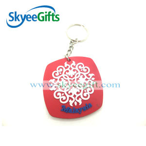Cartoon Plastic PVC Key Chain for Promotion Gift pictures & photos