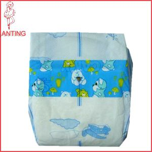 Soft High Quality and Breathable Baby Diaper with Private Label pictures & photos