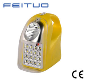 LED Portable Lamp, Emergency Light, Hand Lamp, LED Rechargeable Light pictures & photos