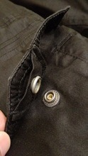 Backpack Use Metal Ring Snap Button pictures & photos