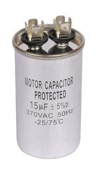 Qualified AC Motor Run and Start Capacitor