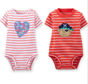 New Style Lovely Softer Organic Cotton Baby Wear pictures & photos