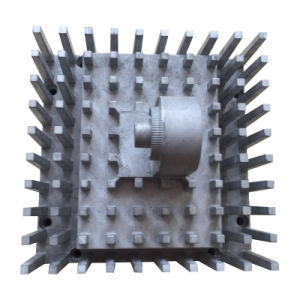 Aluminum Die Casting for Heat Sink Round pictures & photos