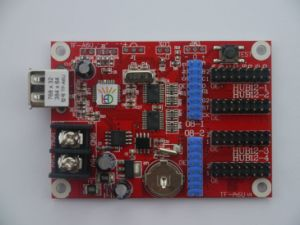 The TF-A6u USB LED Control Card Colorful Border LED Control System