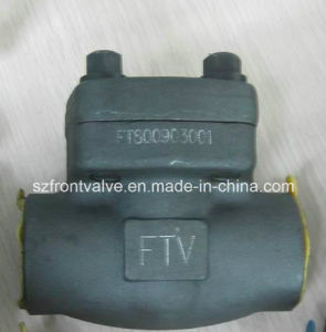 Forged Steel Sw/NPT Swing Check Valves pictures & photos