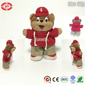 Sport Quality Plush Standing Quality Custom CE Bear Toy