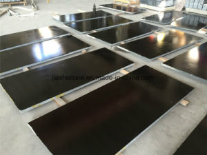 Wall Decoration Absolute Black Granite Floor Shanxi Tile Slab