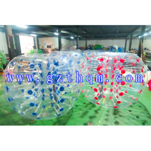 Inflatable TPU Bumper Ball Sport Game/ Adult Color Bumper Ball pictures & photos