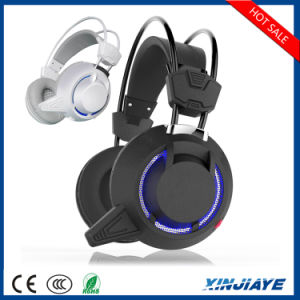 Original Bass Stereo Gaming Headphone with Mic LED Light pictures & photos