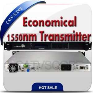 Economical Externally Modulated Optic Transmitter