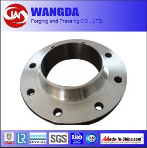 ANSI Forged Carbon/Stainless Steel Pipe Flange (DN 1000) pictures & photos
