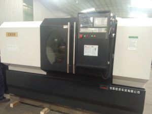 Large Heavy Duty Horizontal CNC Lathe pictures & photos