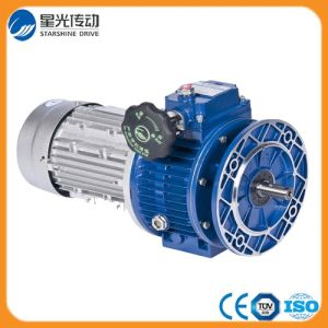 Factory Hot Sale Flange Mounted Speed Variator with Motor pictures & photos