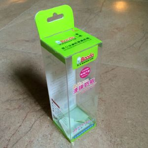 Plastic Baby Feeding Bottle Printing Packaging Box