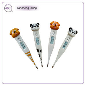 Waterproof Digital Clinical Thermometer with Hard Tip (EDCT-5CE)