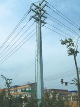 110 Kv Steel Monopo Power Tower pictures & photos