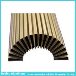 Aluminum Profile with Different Shapes Excellent Surface Treatment