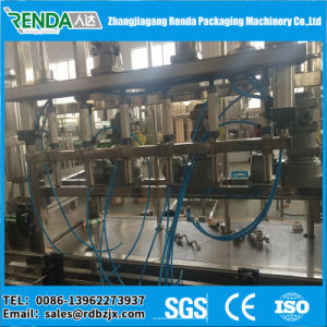 2 in 1 Monoblock Edible Oil Filling Machine pictures & photos