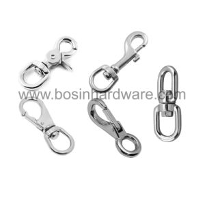 Stainless Steel Swivel Eye Snap Hook pictures & photos