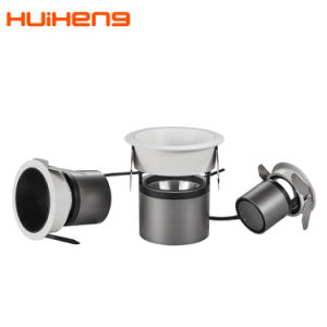 10W 75mm Cut Hole Anti-Glare Ceiling LED Spot Light pictures & photos