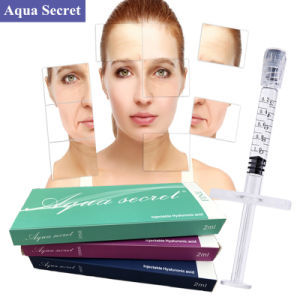 China Ce Approved Medical Aesthetic Best Hyaluronic Acid