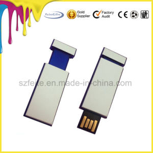 Hot Sell Spring Plastic USB Flash Disk Spring Flash USB